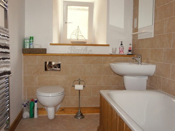 picure of the famisly sized bathroom
